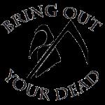 black cut out logo
